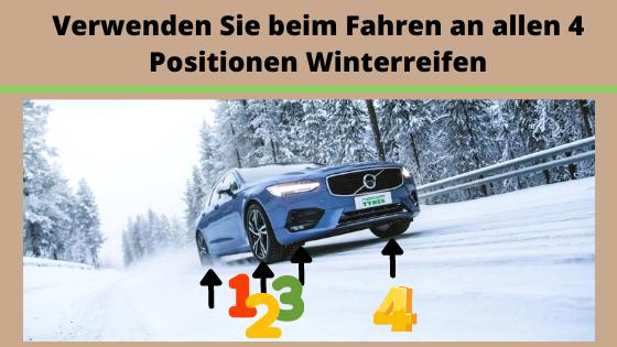SUV Winterreifen
